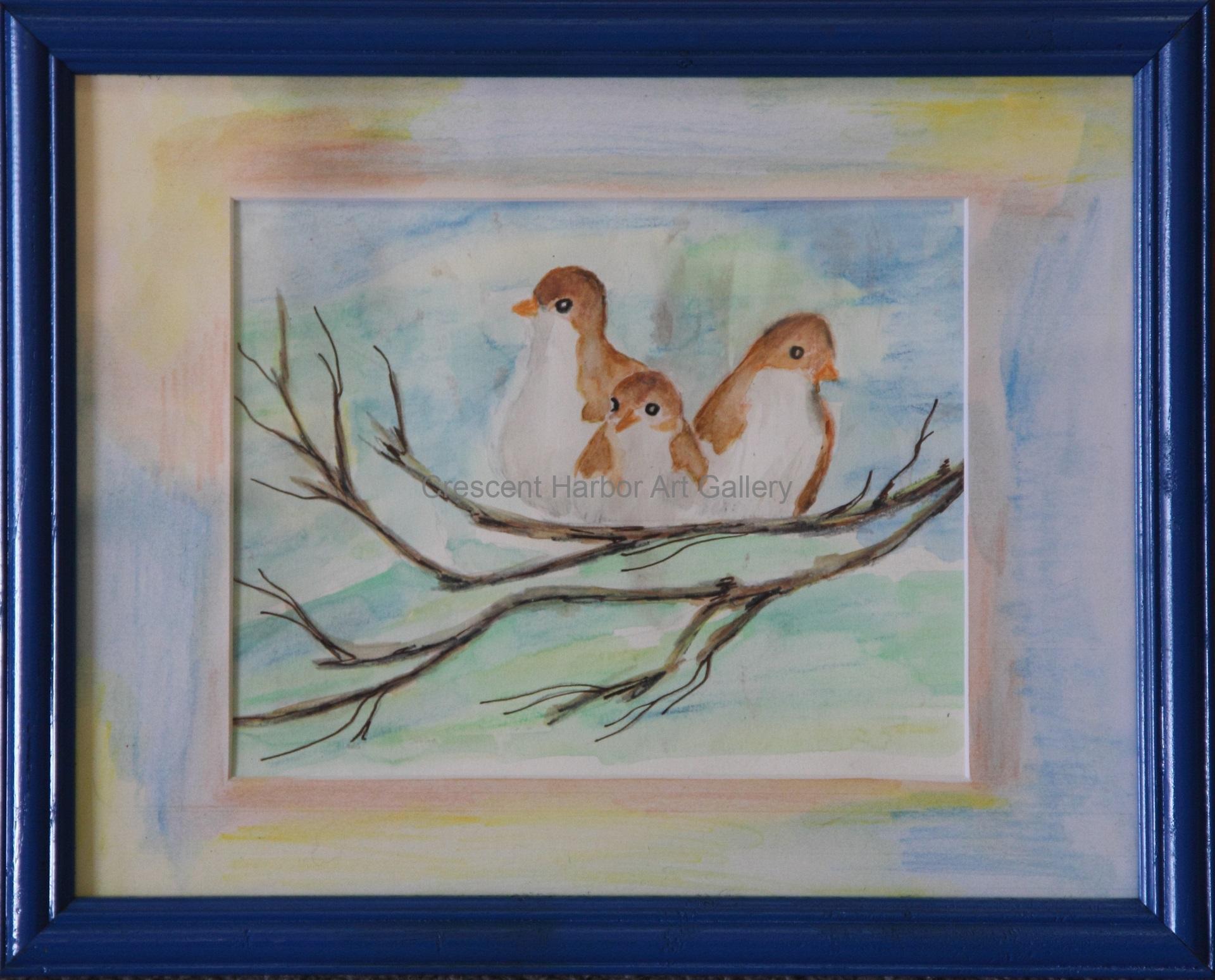 Cuddle Birds