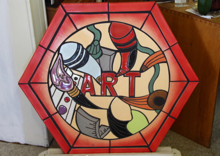 gallery art sign