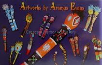 Aramus Evans Kelpee Rattles